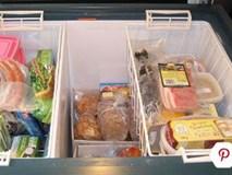 Cách trữ đông thực phẩm an toàn: không bị mốc, hỏng
