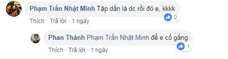 Hậu chia tay Primmy Trương, Phan Thành gây sốt với việc tập làm ông bố trẻ, nhưng bình luận của Minh Nhựa mới gây chú ý-3