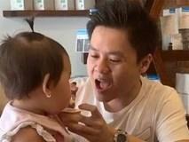 Hậu chia tay Primmy Trương, Phan Thành gây sốt với việc tập làm ông bố trẻ, nhưng bình luận của Minh Nhựa mới gây chú ý