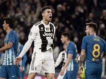 Ronaldo lập hat-trick giúp Juve đi tiếp vào tứ kết Champions League