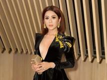 Lâm Khánh Chi 'thả rông' táo bạo đón Hoa hậu Siêu quốc gia 2018