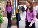 """Kate Middleton đã đạt đỉnh cao tiết kiệm trang phục giống Công nương Diana, khiến dân tình phục lăn"""" vì chế lại váy quá sức tài tình-5"""