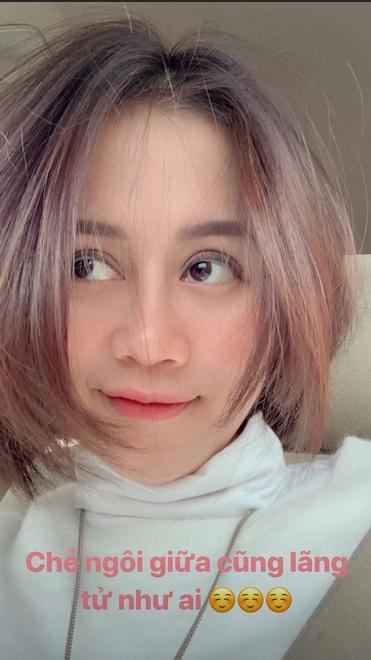 Hậu lùm xùm tình ái với Kiều Minh Tuấn, An Nguy bất ngờ trở lại với hình ảnh cá tính, gai góc có phần đàn ông như thời làm vlogger-7