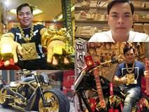 Là đại gia đeo vàng nhiều nhất Việt Nam nhưng có ai biết Phúc XO từng vất vả thế nào khi bố đi tù, bản thân mù chữ?