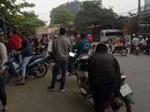 Nổ mìn trước nhà dân ở Phú Thọ khiến nhiều người hoảng sợ