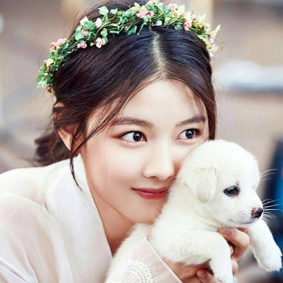 Vẻ đẹp xuất thần của cô gái 19 tuổi xinh nhất xứ Hàn-4