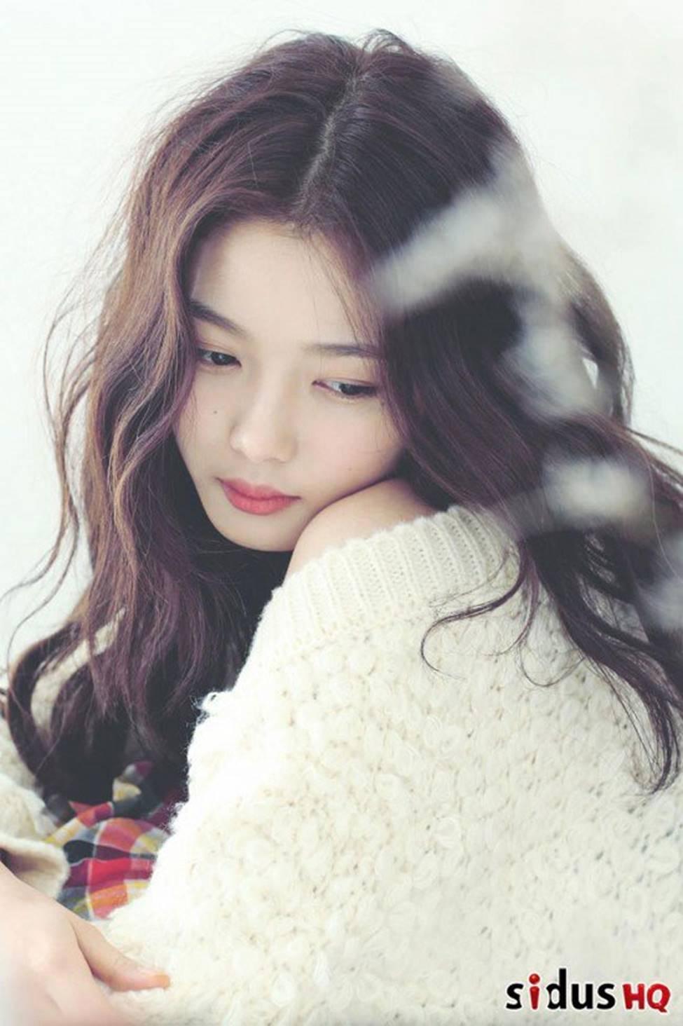 Vẻ đẹp xuất thần của cô gái 19 tuổi xinh nhất xứ Hàn-7