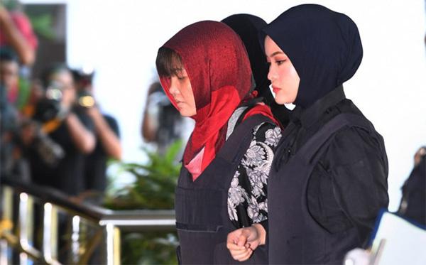NÓNG: Công tố viên từ chối đề nghị thả tự do cho Đoàn Thị Hương, phiên xét xử tiếp theo vào ngày 1/4-2