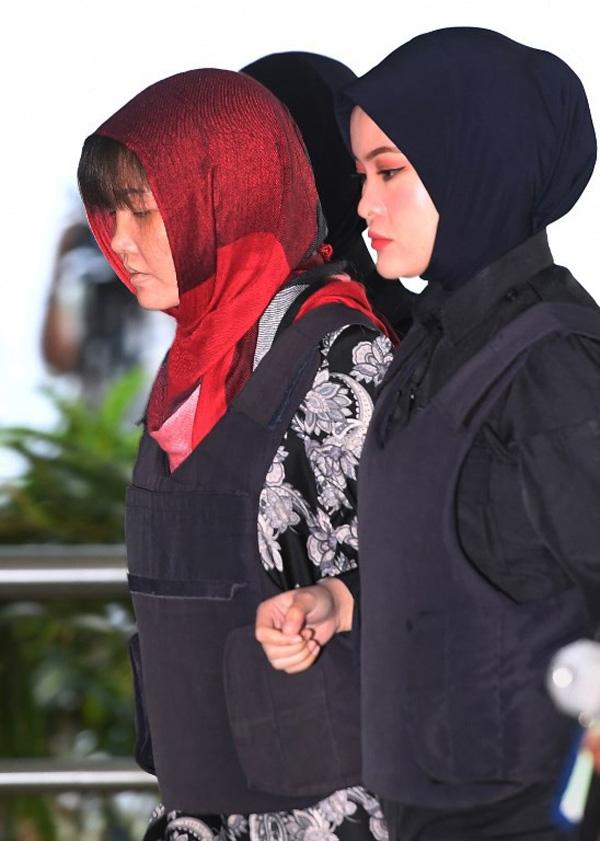 NÓNG: Công tố viên từ chối đề nghị thả tự do cho Đoàn Thị Hương, phiên xét xử tiếp theo vào ngày 1/4-4