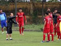 HLV Park Hang Seo và bài toán tiền vệ phòng ngự ở vòng loại U23 châu Á