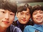 Công Phượng dạy đồng đội Hàn Quốc nói tiếng Việt-1