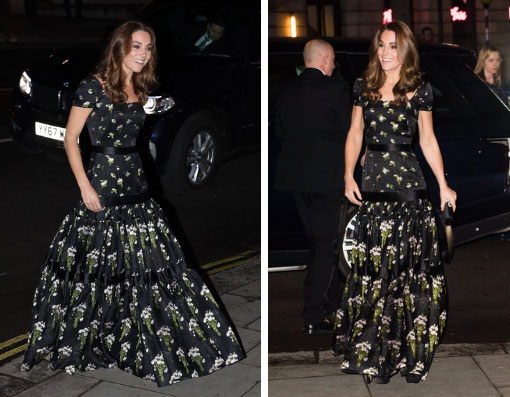 """Kate Middleton đã đạt đỉnh cao tiết kiệm trang phục giống Công nương Diana, khiến dân tình phục lăn"""" vì chế lại váy quá sức tài tình-2"""
