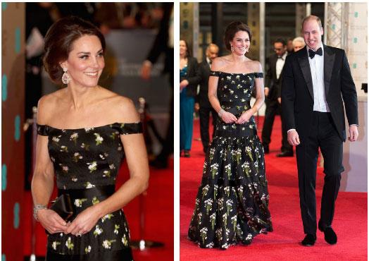 """Kate Middleton đã đạt đỉnh cao tiết kiệm trang phục giống Công nương Diana, khiến dân tình phục lăn"""" vì chế lại váy quá sức tài tình-3"""