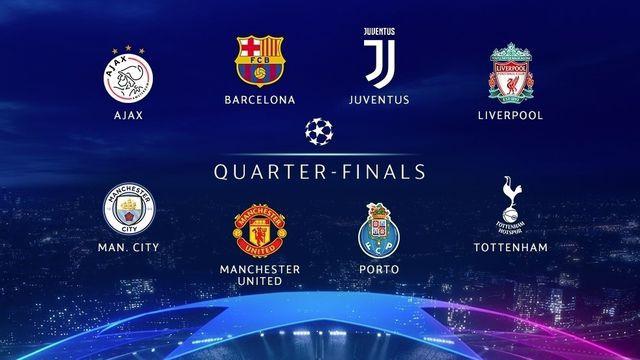 Sau 10 năm, bóng đá Anh mới có 4 suất dự tứ kết Champions League-2