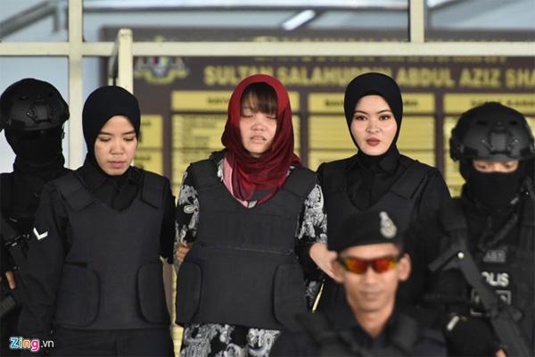 Nước mắt Đoàn Thị Hương trong phiên tòa chưa phải cuối cùng-1