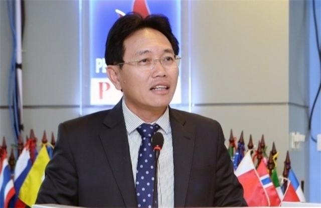 Tổng giám đốc Tập đoàn Dầu khí Việt Nam bất ngờ xin từ chức-1