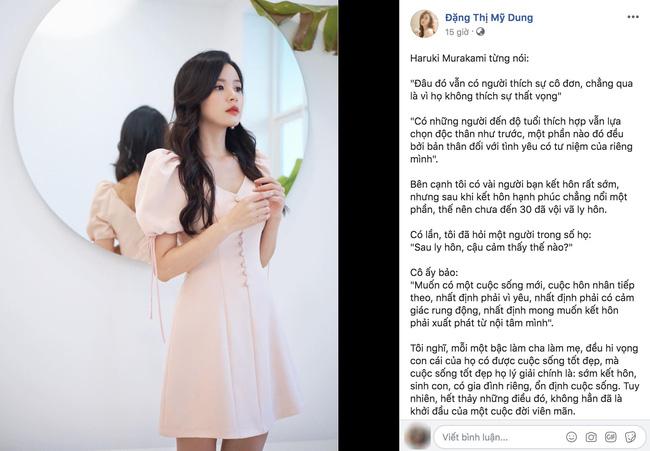 Trong khi Phan Thành muốn cưới vợ, Midu bất ngờ chia sẻ ẩn ý về hôn nhân nhưng lần này, dân mạng lại có phản ứng lạ-2