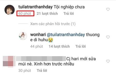 Hiếm lắm mới bình luận bài viết của Hari Won, Trấn Thành nói thế này khi bà xã ngủ gật ở trường quay-7