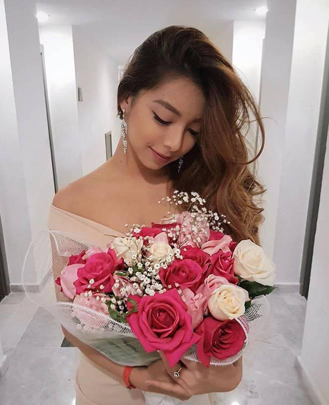 Nhan sắc Rich Kid mới của Việt Nam: mẹ là Hoa hậu, bố là chưởng môn phái Vịnh Xuân-7