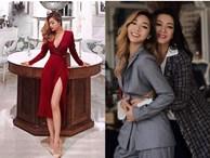 Nhan sắc 'Rich Kid' mới của Việt Nam: mẹ là Hoa hậu, bố là chưởng môn phái Vịnh Xuân