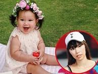 Siêu mẫu Hà Anh tiết lộ lý do đằng sau việc không bao giờ khoe đồ hiệu của con gái