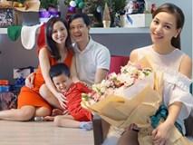 Nữ giám đốc xinh đẹp tiết lộ lý do 'lười' mua đồ chơi, quần áo xịn cho con