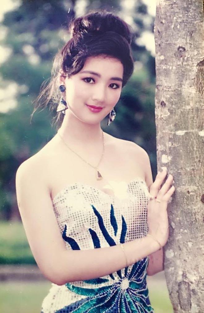 Từng là giai nhân của chủ tịch Tân Hoàng Minh, Hoa hậu không tuổi Giáng My giàu cỡ nào?-1