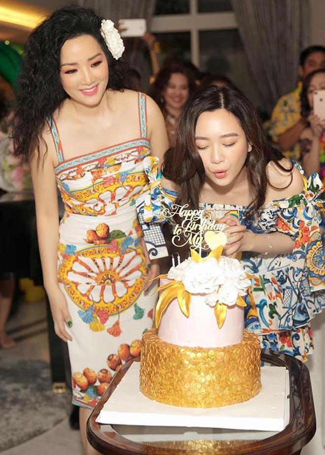Từng là giai nhân của chủ tịch Tân Hoàng Minh, Hoa hậu không tuổi Giáng My giàu cỡ nào?-5