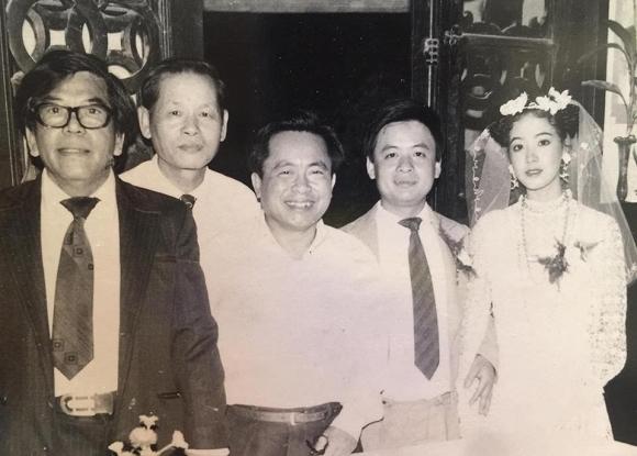 Kỷ niệm 32 năm ngày cưới, NSƯT Chiều Xuân tiết lộ loạt ảnh hiếm trong đám cưới năm 20 tuổi-3