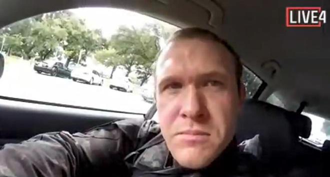 Xả súng đẫm máu tại nhà thờ New Zealand: Kẻ thủ ác livestream từ đầu đến cuối, hàng chục người thương vong-1