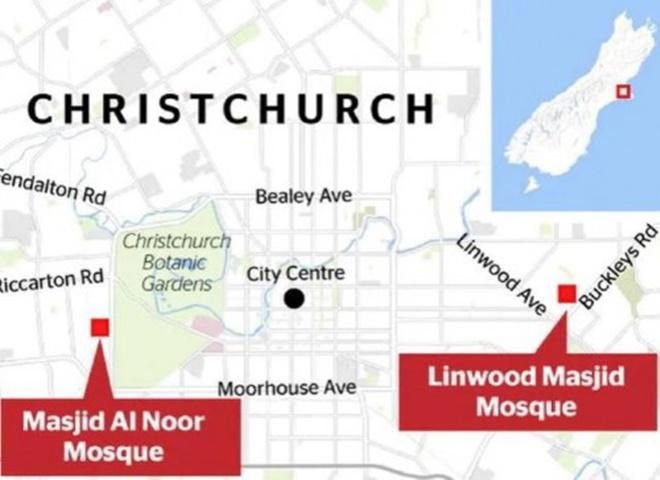Xả súng đẫm máu tại nhà thờ New Zealand: Kẻ thủ ác livestream từ đầu đến cuối, hàng chục người thương vong-4