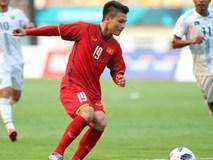 Quang Hải bất ngờ dính chấn thương khiến HLV Park Hang Seo vô cùng lo lắng