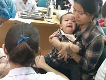 Nghi nhiễm sán lợn: hàng trăm trẻ mầm non ở Bắc Ninh được đưa về Hà Nội xét nghiệm