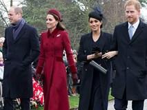 Hai cặp đôi Hoàng gia Anh chính thức