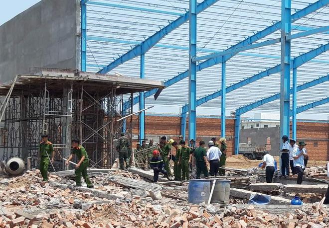 Danh tính 5 người chết, 3 người bị thương trong vụ sập công trình ở Vĩnh Long-2