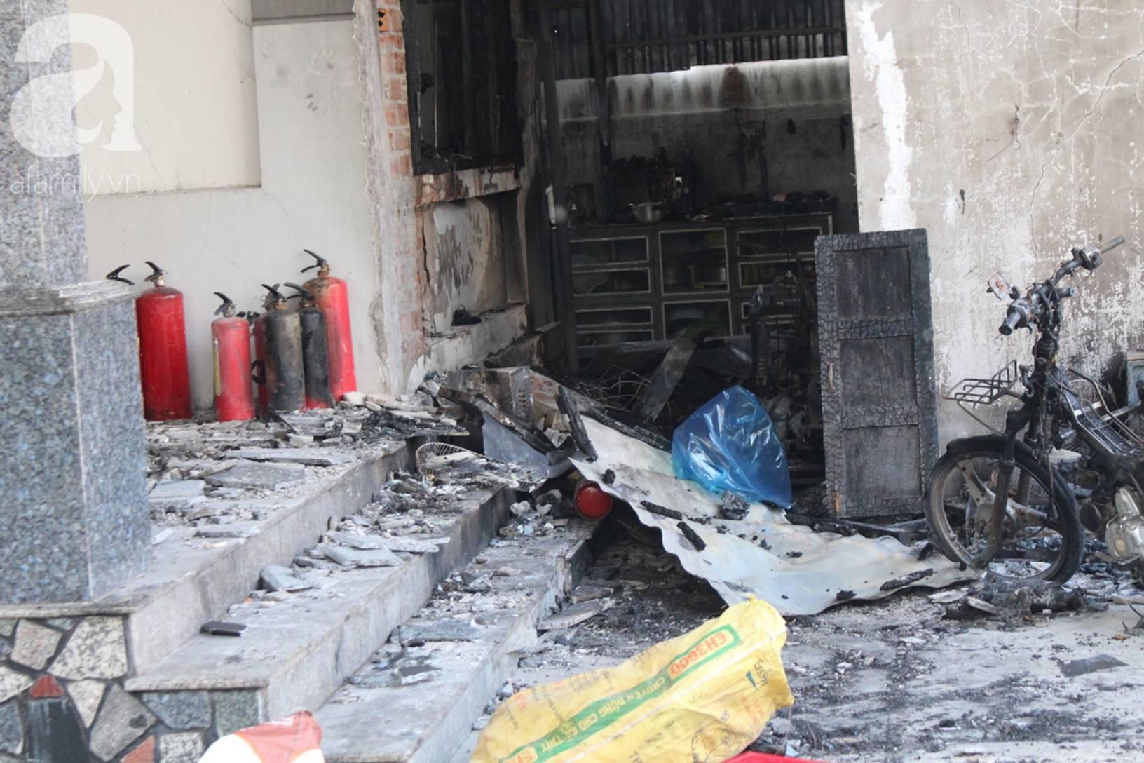 """Vụ 3 người trong một gia đình chết cháy: Họ cố la hét cầu cứu, tiếng kêu nhỏ dần rồi tắt lịm""""-3"""
