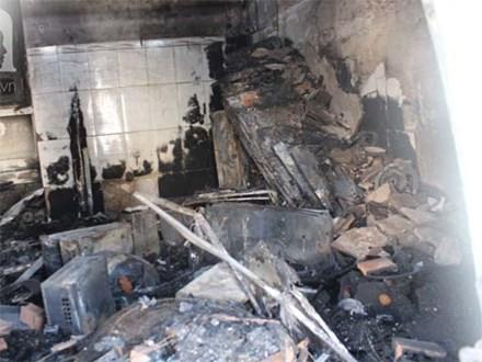 Vụ 3 người trong một gia đình chết cháy: