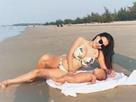 Nữ MC từng đăng tin tuyển chồng bức xúc vì ảnh bầu sữa của mình bị 'chôm' đi quảng cáo thuốc nở ngực