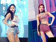 So kè body 3 nữ thần gợi cảm thế hệ mới Hàn Quốc