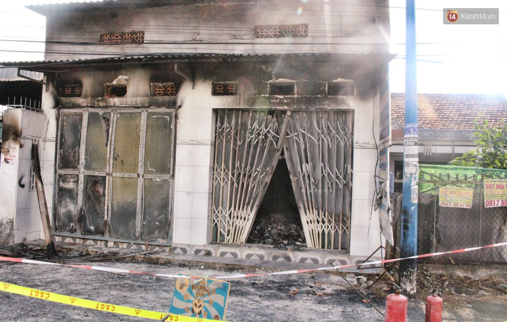 Sự ám ảnh của nhân chứng vụ cháy khiến bé gái 10 tuổi tử vong cùng bố mẹ: Tiếng kêu cứu lịm dần rồi tắt hẳn trong biển lửa...-1