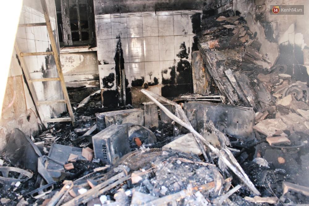 Sự ám ảnh của nhân chứng vụ cháy khiến bé gái 10 tuổi tử vong cùng bố mẹ: Tiếng kêu cứu lịm dần rồi tắt hẳn trong biển lửa...-2