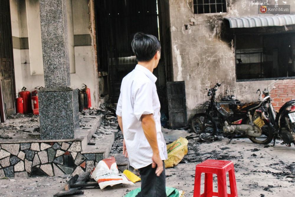 Sự ám ảnh của nhân chứng vụ cháy khiến bé gái 10 tuổi tử vong cùng bố mẹ: Tiếng kêu cứu lịm dần rồi tắt hẳn trong biển lửa...-5