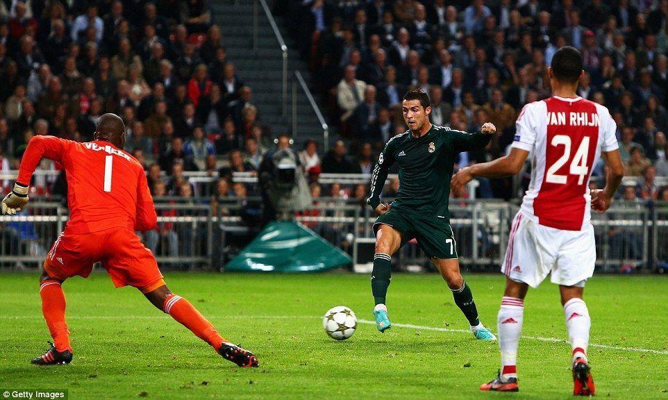 Đối thủ của Juventus ở tứ kết Champions League là con mồi yêu thích của Ronaldo-1