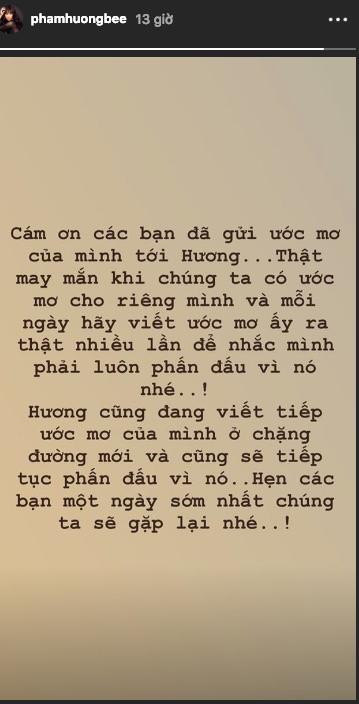 Sau khi khoe gia thế khủng của hôn phu, Phạm Hương nói về chuyện quay trở lại showbiz-1