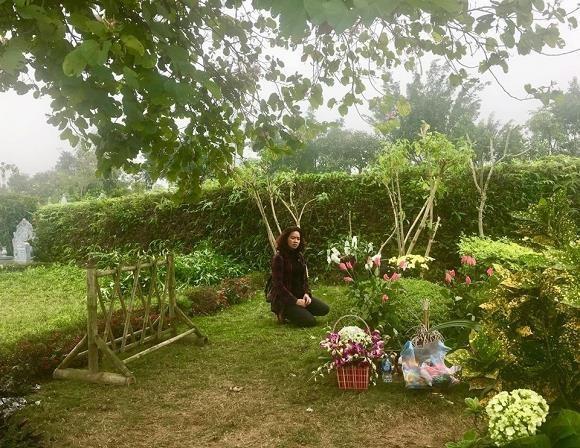 Tròn 3 năm ngày mất cố nhạc sĩ Trần Lập, bà xã đến viếng mộ, thay chồng chia sẻ tâm thư xúc động-1