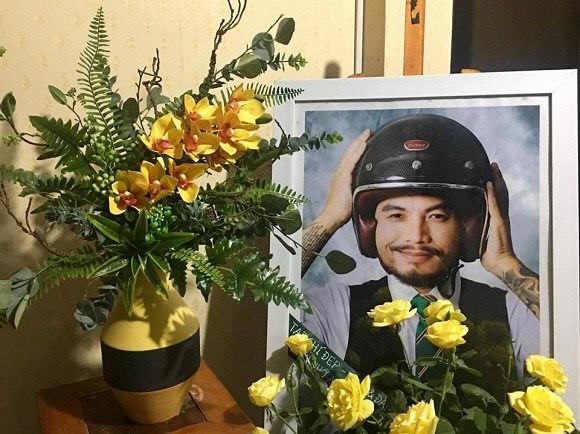 Tròn 3 năm ngày mất cố nhạc sĩ Trần Lập, bà xã đến viếng mộ, thay chồng chia sẻ tâm thư xúc động-2