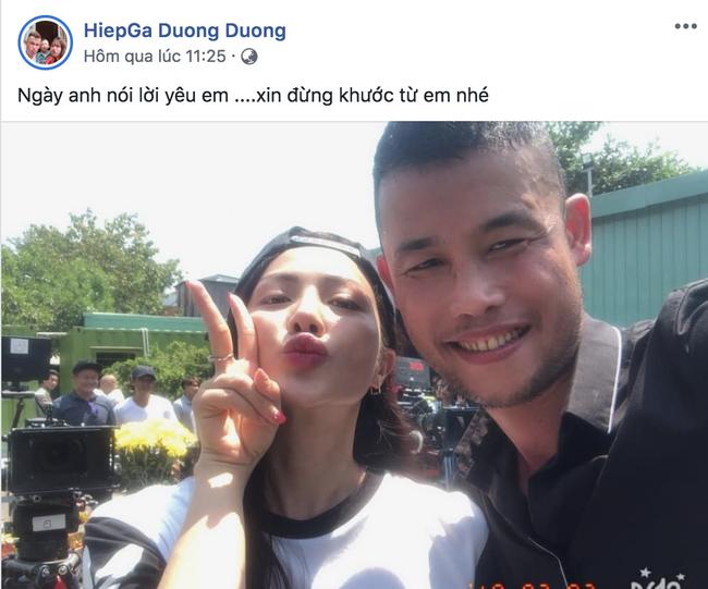Hiệp Gà đăng ảnh hôn môi hot girl nóng bỏng sau khi công khai thả thính-1