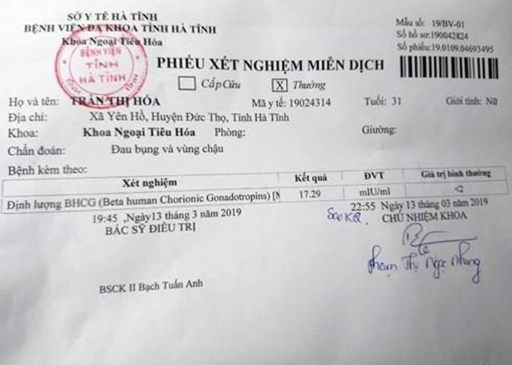 Vụ nữ bệnh nhân bị thắt vòi trứng khi mổ ruột thừa: Giám đốc bệnh viện lên tiếng-3