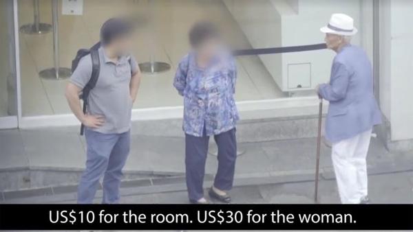 Những cụ bà hành nghề mại dâm ở Hàn Quốc: Con cái không quan tâm, bị đẩy vào đường cùng trong xã hội-2