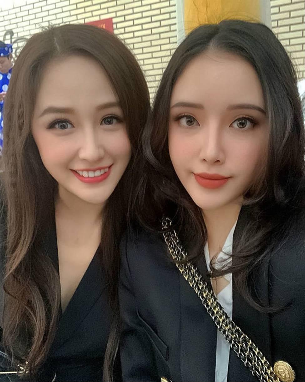 Gia đình mỹ nhân của Mai Phương Thuý: Em gái sexy, sành đồ hiệu không thua chị-1